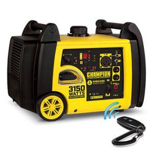 advantages of an inverter generator