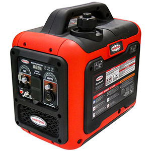 What are the advantages of an inverter generator